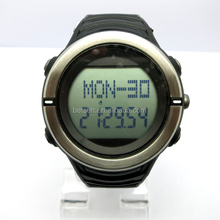 2015 New Multifunction Digital Pulse Heart Rate Monitor Wrist Watch with pedometer and alarm and calander