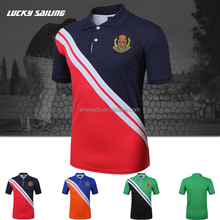 Cheap Plain and Breathable Men Polo Shirts for Sport
