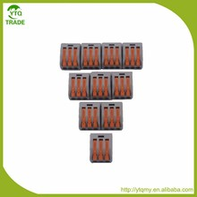 Environment-Friendly of Wago Terminal Block 3 Pin Wire Connector