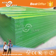 Plastic Plywood / PVC Plywood/ plastic coated plywood sheet manufacturers