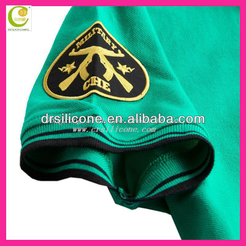 splendid logo pattern design customized unique oem style embroidery patches/badges/emblems