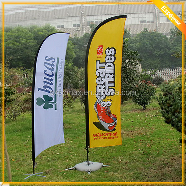 wholesale custom outdoor advertising used flag poles with low price