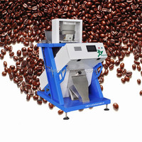 Buy red kidney bean color sorter, stable color sorting machine ...