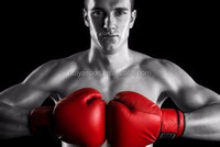 personalized cheap price PU Boxing Gloves wholesale
