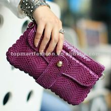 2014 Newest <strong>fashion</strong> Ladies' Designer Inspired Leather clutch bags