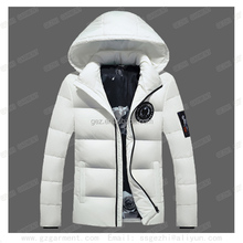 New hooded down jacket for wen and women