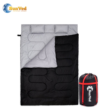 camping adult walking double wide sleeping bag