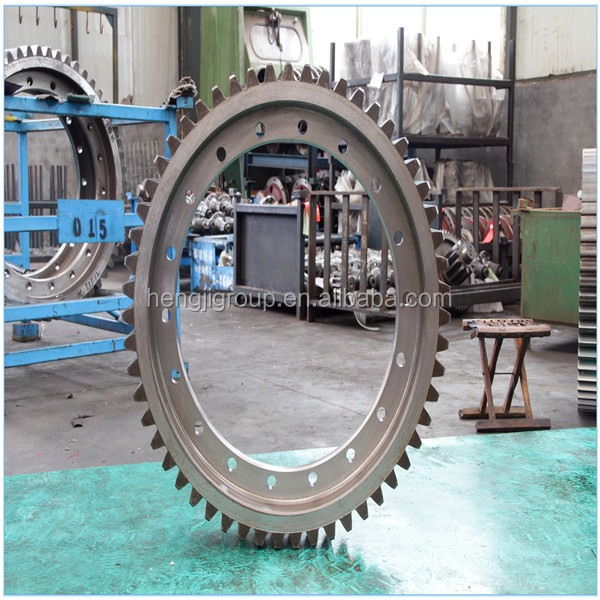 Customized Precision Large Metal Gear From China Factory