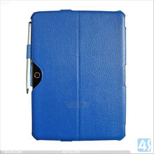 flip cover case for Samsung Galaxy Tab 3 10.1 Inch GT-P5200 / GT-P5210 Android Tablet made in china P-SAMP5200CASE012