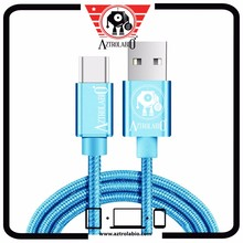 Hot Sale Extra Long USB-C USB 3.1 Type C Male Data Charge Charging Cable