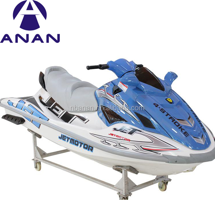 1100CC JET SKI Motor Boat 3 Seater Watercraft 4 Stroke With CE For Adult