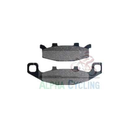 wholesale motorcycle disc brake pads AC059 for KAWASAKI- GPX250/KLE 250/ ZZR250/ ZR 250/ GPX 400R/ ZR1100 AC059
