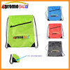 2015 Promotional small nylon drawstring bag