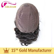 Five-star evaluation XBL strong weft no shedding ladies short hair wig