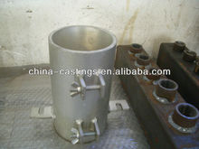 Water treatment welding spare parts