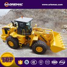 Good price 6 ton heavy rock wheel loader with good engine