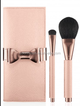2015 hot-selling makeup brush set synthetic makeup brush synthetic cosmetic brush with hot bag