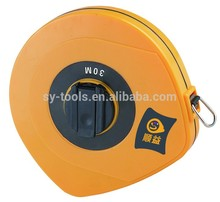CE Certified cheap tape measure Fiberglass Tape Measure Customized Color ABS Plastic+PVC(fiberglass) Wholesale Alibaba