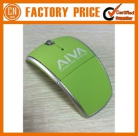 Novelty Personalized 2.4g Foldable Optical Wireless Mouse