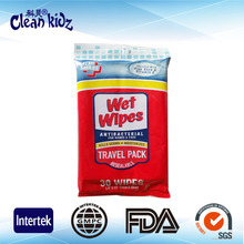 30P Household Cleaning Wipes Antibacterial Wet Wipes