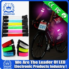 Trendy Wholesales Custom Led Bangles For Christmas Gift