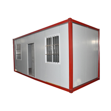 20 ft container house cheap prefab movable houses for sale