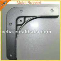 custom made aluminium t shape bracket