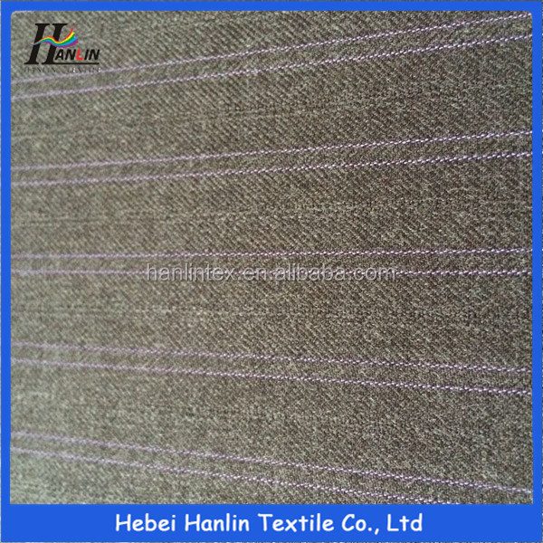Customizable composition clothing fabric brushed for winter /Anti-static durable polyester viscose brushed fabric