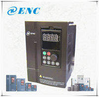Mini EDS-A200 series ac frequency inverter converter 50hz 60hz for single phase motors