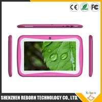 2016 New Design 7 Inch Kids Tablets pc WiFi Quad core Dual Cameras 8GB Android4.4 Children favorites gifts 9 10 inch tablet