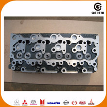 diesel engine parts and function cylinder head for KUBOTA v2203