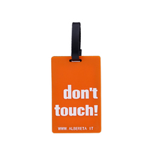 Pvc/rubber/plastic Luggage Hang Tag For Promotion