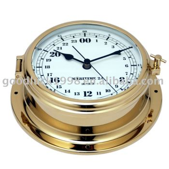Nautical 24 Hours Clock