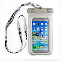 IPX8 Cell Phone Vinyl Waterproof Beach Bag