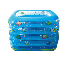 Blue Kids Hot Sell Inflatable swimming pool toy