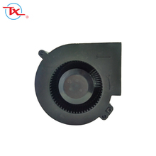 97mm x 33mm 9733 4 Inch DC Brushless Small Squirrel Cage Blower Fan
