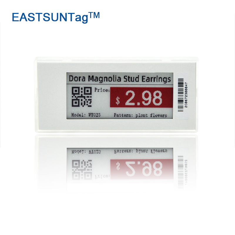 New arrived e-ink price tag electronic tag digital price tags