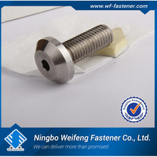 Slotted Counter Sunk Head Machine Screw