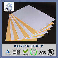 White/Silver/Golden 0.18mm/0.15mm Thick Non Lamination Material Inkjet Printable PVC Plastic Sheet/White PVC Sheet