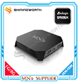 OEM/ODM hot selling 1GB/8GB 4K Quad core Amlogic s905x TV Box