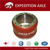 International Standard FC250 Heavy Truck Brake Drums For HINO