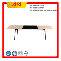 Simply Nordic design drawing dinning table for dinning room furniture