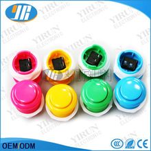 BL 28mm 24mm Built-in small microbutton push Button Arcade Machine console parts High quality arcade button for game