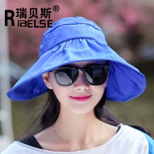 promotion cheap beach hat sun hat fashion lady visor hat for women
