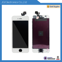 Alibaba best selling mobile phone display for iphone 5,AAA high quality lcd screen replacement for iphone 5