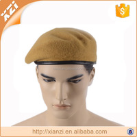 popularity valiant wool military beret hat