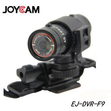 1920 x 1080 full hd video Manual mini f9 camera cheap action camera waterproof 1080p sport camera