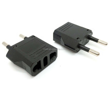 Top quality europe plug power adapter europe travel plug adapter