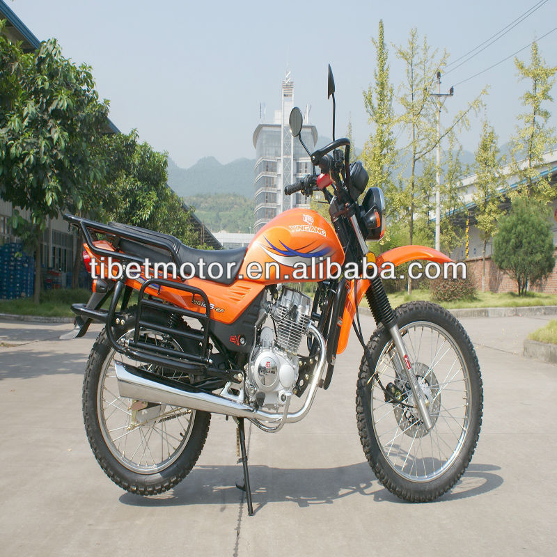 Best quality 125cc hot sale motorcycle with CE certification (ZF125-C)
