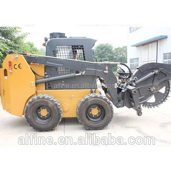 China manufacturer high efficiency trencher digger